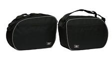 PANNIER LINER BAGS FOR HONDA VARADERO CBR 100 VFR 800 XL1000  TRANSALP+ Free Bal