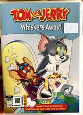 Tom and Jerry: Whiskers Away! (10 Episodes + Special Feature) ~ DVD ~