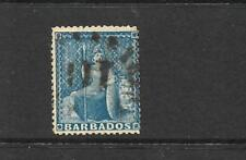 BARBADOS 1871    1d   BRITANNIA   FU      SG 48