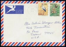 MayfairStamps Namibia 1994 Windhoek to El Paso Texas Air Mail Cover WWH41761