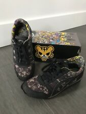 Tokidoki Onitsuka Tiger Ultimate 81 Asics. Youth 4. Womens 5 1/2. Black