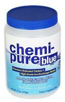 6 Pack Boyd Chemi-Pure Blue 11oz Aquarium Filter Media Treats 75 Gallons