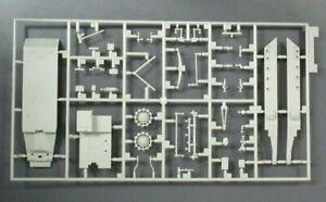 Dragon 1/35th Scale Sd.Kfz.250/1'NEU' Parts Tree A from Kit No. 6100