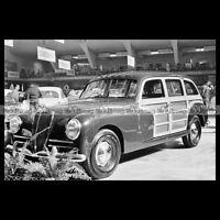 #pha.021171 Photo LANCIA AURELIA B51 VIOTTI WOODY 1951 Car Auto