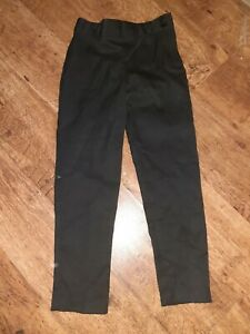GIRLS LILY&DAN SCHOOL TROUSERS SIZE 6-7 YEARS VGC REF BOX A7