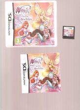 Rare !!!  WINX CLUB La Fête des Fées : Le Meilleur Volet sur DS/2DS/3DS