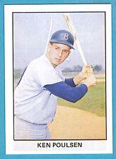 Fritsch One Year Winners Baseball Singles: #23 Ken Poulsen