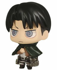 Attack on Titan Chimi Mascot 3 Keychain Figure - Levi