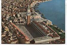 Alte Postkarte - Venedig - Luftansicht