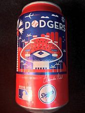 Dodgers Budweiser Can 2017 LA DODGERS Limited Edition MLB Dodgers Bud Can