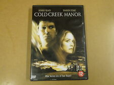 DVD / COLD CREEK MANOR ( DENNIS QUAID, SHARON STONE )