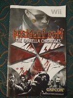 Resident Evil: The Umbrella Chronicles (Nintendo Wii, 2007)