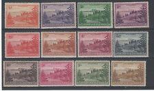 Lightly Hinged British Norfolk Islander Stamps