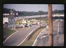 1971 Can-Am Mid-Ohio - Pit Road - Vintage 35mm Race Slide