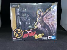 NEW & SEALED Bandai S.H.Figuarts Marvel Ant-Man and The WASP & Tamashii Stage