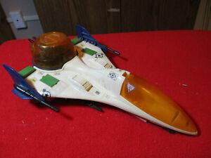 1987 Hasbro GI Joe Battle Force 2000 Vector Jet Not Complete Please Read