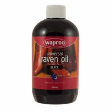 Local Pick Up Only - Waproo Raven Oil Brown 500ml