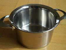 FISSLER SOLEA Kochtopf 16 cm - 1,9 Liter - Premium Serie  - NEU!