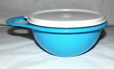 Tupperware Thatsa Bowl Blue  2 1/2 cups