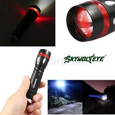 3000LM 3Modes CREE XML T6 LED 18650 Taschenlampen Torch Lamp Licht Outdoor C F