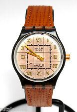 SWATCH original Swiss made MUSICALL SLM103 quartz watch New old stock