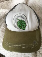 Craft Beer Mesh SnapBack Trucker Hat Baseball Cap Beer Hat Drinking Cap