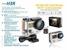 Dual Screen 4K HD Sport Waterproof Helmet Action Camera Remote Control