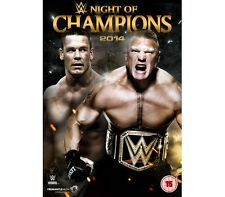 Official WWE Night of Champions 2014 DVD