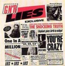 Guns N Roses Lies CD European Geffen 1988 8 Track (gfld19287)