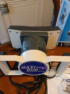EUC Maxi Rub Massager Deep Tissue Physical Therapy Tested