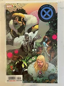 POWERS OF X #2 Silva Main Cover 1st Print Hickman Moira McTaggert NM