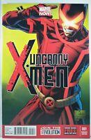 💥 UNCANNY X-MEN #1 NM+ 1:100 JOE QUESADA COLOR VARIANT Marvel Comics Phoenix