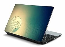 "Laptop Skin of HP Foggy - (High Quality Vinyl) 15.6"" to 14"" Inches"
