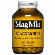 Blackmores Magmin 500mg - 250 tablets