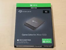 Seagate Game Drive for Xbox 1TB SSD External Solid State Drive, Portable