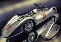 F 1 1930s Sport Race Car 18 Mercedes Benz 12 Vintage Concept 24 300sl