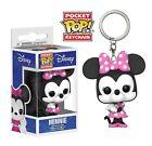 Disney Minnie Mouse Funko Pocket Pop! Vinyl Keychain