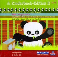 HÖRBUCH-CD NEU/OVP - Kinderbuch-Edition II (2) - 4 Geschichten