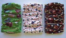 3 pk Male LARGE Dog Diaper Baseball Belly Band Elastic Wrap 17 18 19 20 21 inch
