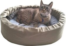 """Organic & Natural Small Dog/Cat Bed with no """"recycled"""" materials"""