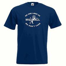 Camisetas de fútbol de clubes internacionales azul talla XL