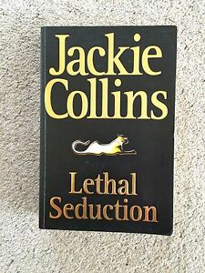 Lethal Seduction, by Jackie Collins, Paperback