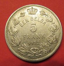 België 5 francs 1932 (NLD)
