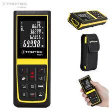 TROTEC Laser Entfernungsmesser BD21 | Entfernungsmessgerät Distanzmesser | 70 m