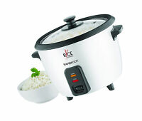 The Cockys Mate - Kambrook Express Rice Cooker White