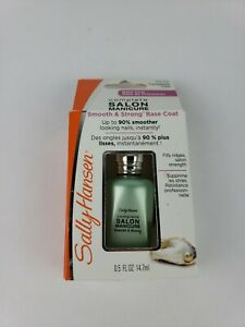 Sally Hansen Complete Salon Manicure Smooth & Strong Base Coat ~ 3222 Clear