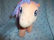 "2004 Hasbro My Little Pony Sew & So 9"" Plush Soft Toy Stuffed Animal"