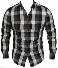 Ben Sherman Plaids & Checks 100% Cotton Casual Shirts for Men