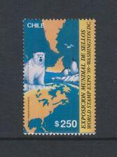 Chile - 1989, Monde Tampon Expo '89 , Washington Tampon - MNH - Sg 1250