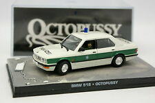 UH Presse 1/43 - BMW 518 Polizei  James Bond 007
